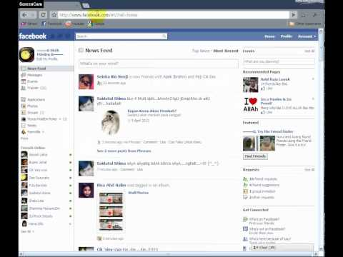 facebook themes in Google chrome