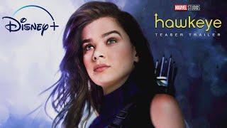 Marvel's HAWKEYE | Trailer #1 HD | Disney+