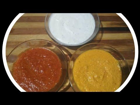 Nepalese chutney | momos chutney | 3 different chutney for momos