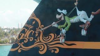 Disney Cruise Week! | Leaving The Ship & Our Disney Cruise Shopping Haul!