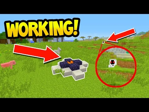 Minecraft Console - How to Spawn Entity 303 (Working)  (Ps3/Xbox360/PS4/XboxOne/WiiU)