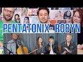 PENTATONIX Robyn Dancing On My Own Plus Avi Leaving Announcement REACTION