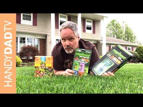 Soil Savvy vs. Luster Leaf RapiTest | Lawn Soil Testing