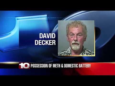 David Decker arrested