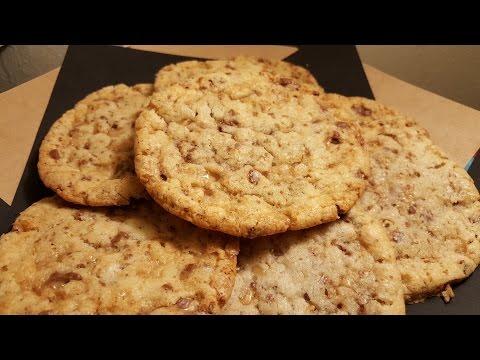 Sugar Cookies - Heath Toffee Bits