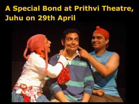 A Special Bond at Prithvi Theatre, Juhu on 29th April