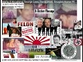 Global Mafia 4 Hiroshima George Lees, David Steel, Douglas Home FELONS BP Time Team Xmas tree Rev Re