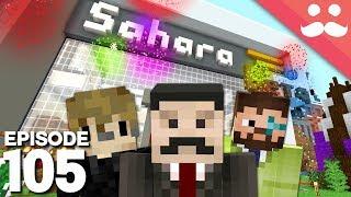 Hermitcraft 6: Episode 105 - SAHARA IS OPEN!