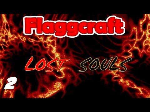 Flaggcraft: Lost Souls #2 - Learning Levels