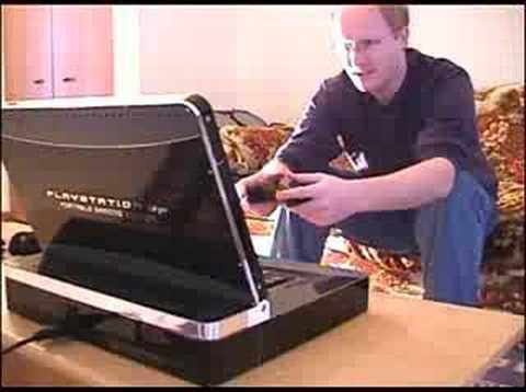 Playstation 3 mod / ps3p / ps3 laptop