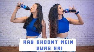 Har Ghoont Mein Swag | Tiger Shroff | Disha Patani | Badshah | Dance Cover | Team Naach Choreography