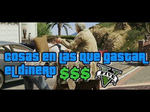 Tutorial GTA V - Comprar Coches,Casas y Invertir en la Bolsa - PS4/PS3/XboxOne/Xbox360 (No funciona)