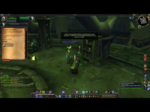 New artifact knowledge catch up in action 7.1.5 WoW Legion