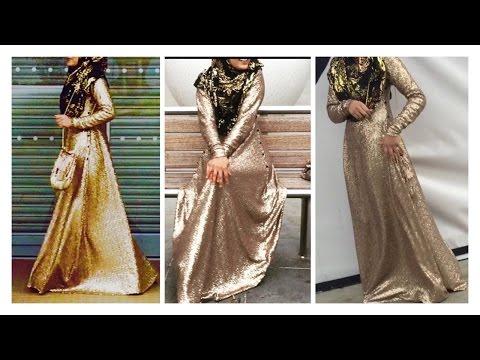 DIY TUTORIAL: How to make maxi dress| Basic steps| Bobiz Kollection
