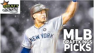 3/29/18 MLB DRAFTKINGS PICKS / OPENING DAY FIRE!! greenlightdfs.com