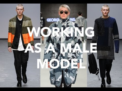 My Experiences As A Male Model