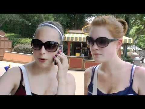Amber and Sarah Take on Epcot