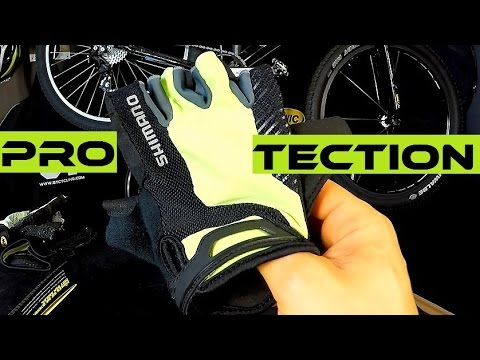 4 Important Features Of Good Quality CYCLING GLOVES. Shimano Classic Review.