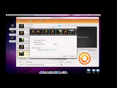 Audio Converter for Mac-Fast Convert Audio Files AAC, AC3, AMR, AIFF, WAV etc on Mountain Lion