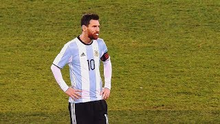 20 Times Messi Saved Argentina Alone ►The Savior [ Messiah ]