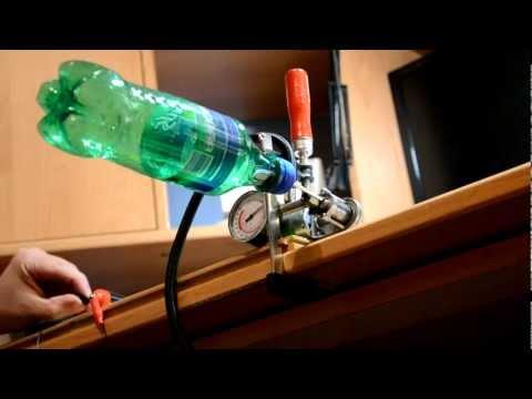 DIY Vacuum Pump Test