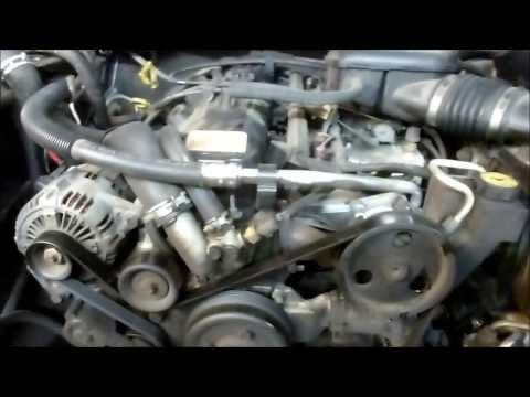 2004 Jeep Grand Cherokee Laredo 4.0 liter 6 cylinder 4x4 radiator replacement