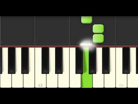 How To Play Twinkle Twinkle Little Star Melody On Piano And Keyboard