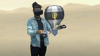 Nat & Friends: VR for Creativity Sneak Peek