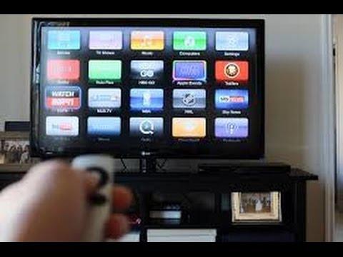 APPLE TV   CONFIGURACIÓN  DISPOSITIVO IMAC  Y  IPAD