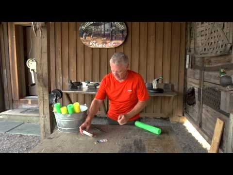 Total Outdoorsman: Use Pool Noodles for Catfish Lines