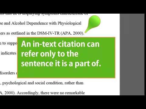 Model APA Research Paper - PSYC 353 - Case Analysis