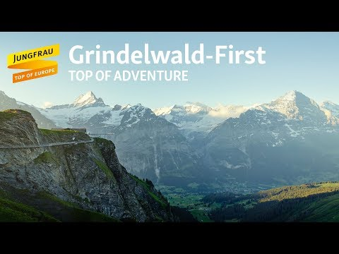 Grindelwald-First - Top of Adventure