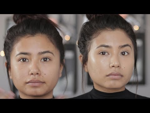 How To Make Your Foundation Look Like Your Skin | Flawless Foundation Routine | Beautynepal | 2017 |