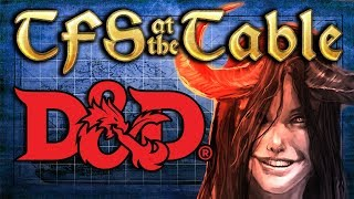 TFS At the Table: Chapter 1 Episode 7:  Demon of the Arena | Dungeons & Dragons | Team Four Star