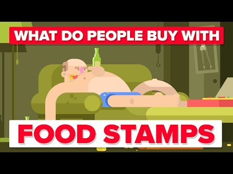 What Things Do People Actually Buy With Food Stamps?