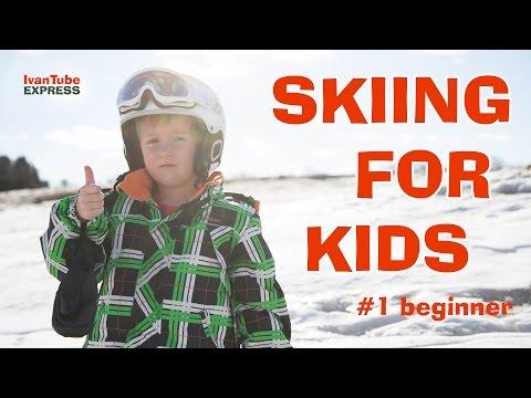 Beginner Skiing for Kids
