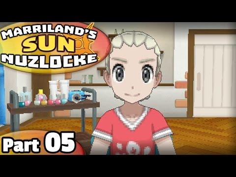 Pokémon Sun Nuzlocke, Part 05: Hair Repair!