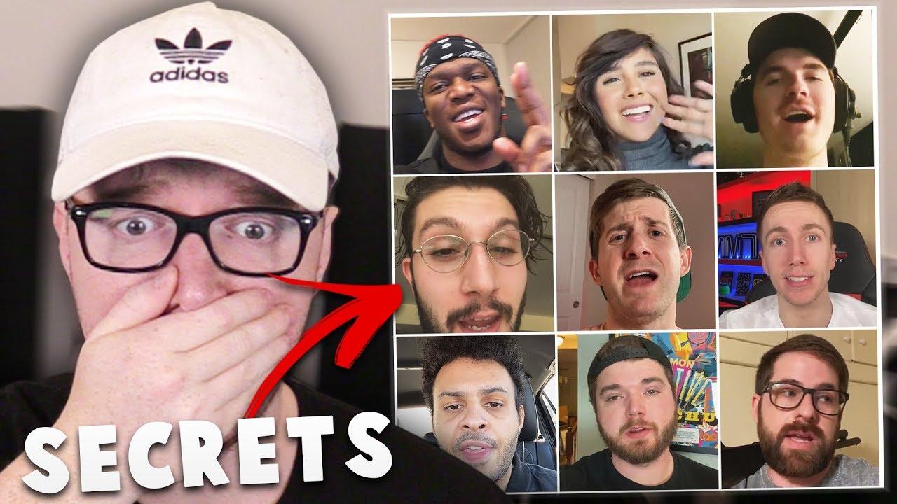 My Friends Ask Me About My BIGGEST Secrets!