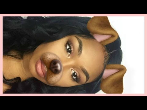 GRWM:  Everyday Drugstore Makeup for WOC