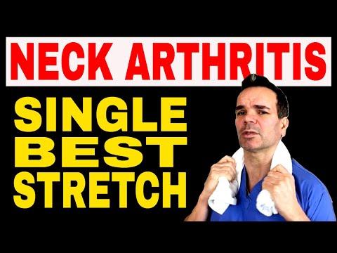 Best Exercise for Neck Arthritis