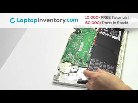 Acer Chromebook CB3 Battery Replacement C730 NSK-RB0SQ