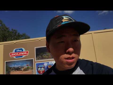 Walk from Disney's Boardwalk Resort to EPCOT Center