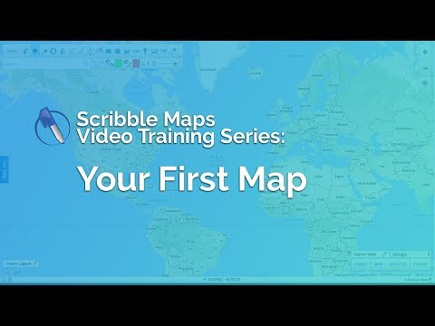 Your First Map   Scribble Maps Video Training Series