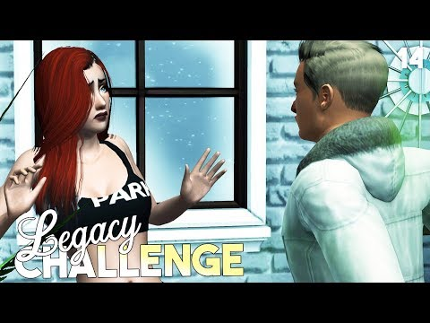 Sims 3 || Legacy Challenge: HE TRIED TO SLAP HER?! - PART 14