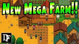 Mega Sponsor Farm 16 Players