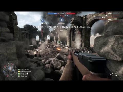 Battlefield 1 Live Gameplay PS4