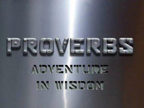 Proverb study // Discipline preview