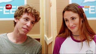 #x202b;נעלמים 2: הרגעים הגדולים - דולב ודניאלה בתא הוידוי | טין ניק#x202c;lrm;