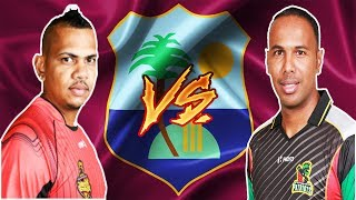 Sunil Narine vs Samuel Badree. Who is the Best Spin Bowler in CPL?