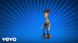 """The Ballad of the Lonesome Cowboy (From """"Toy Story 4""""/Official Lyric Video)"""